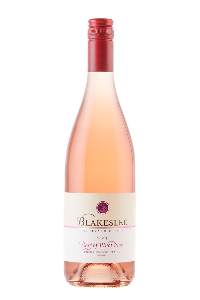 Blakeslee Vineyard Estates Rose of Pinot Noir