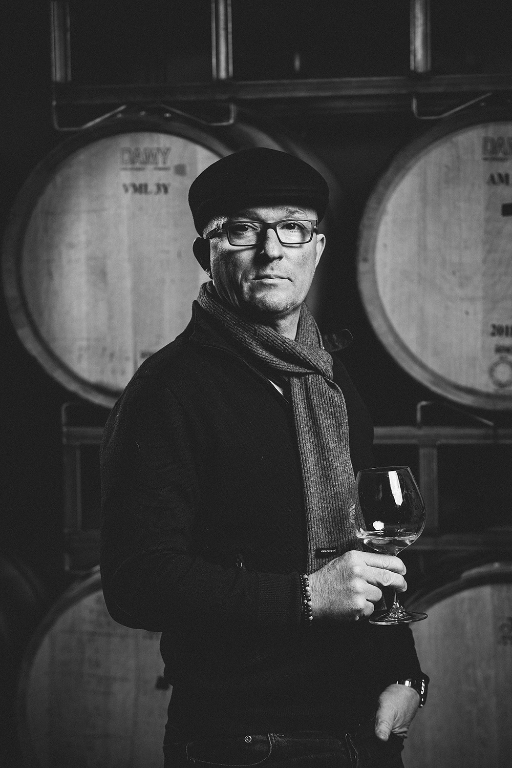 French winemaker and consultant Pierre Milleman