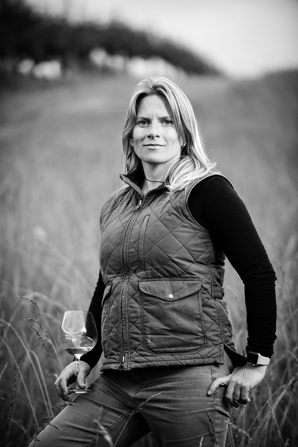 Winemaker Peterson Nedry