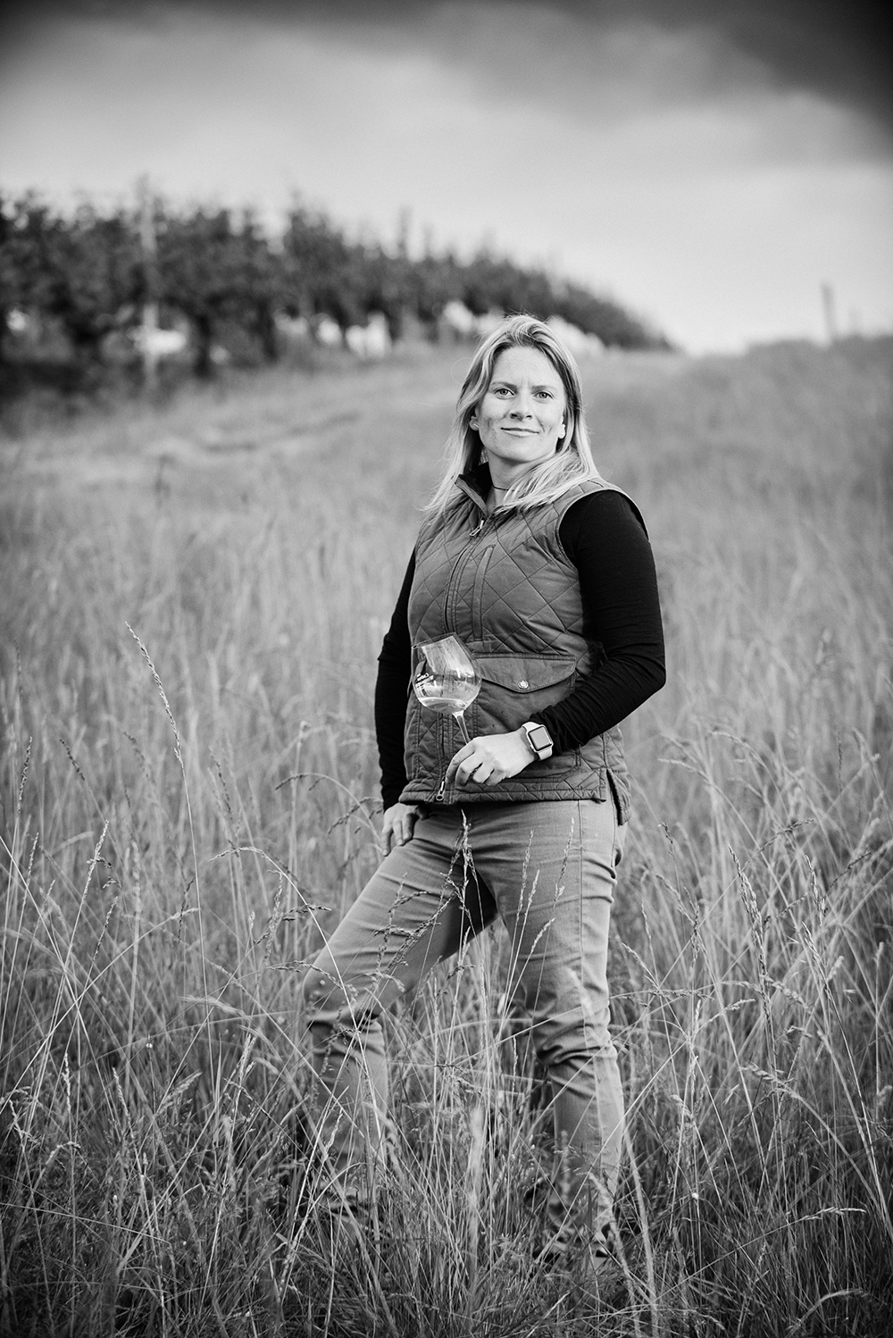 Winemaker Wynne Peterson Nedry